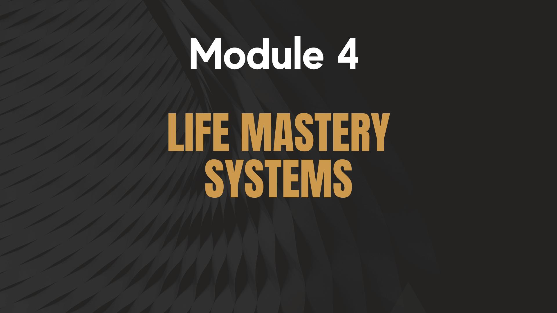 Dan Remon Life Mastery